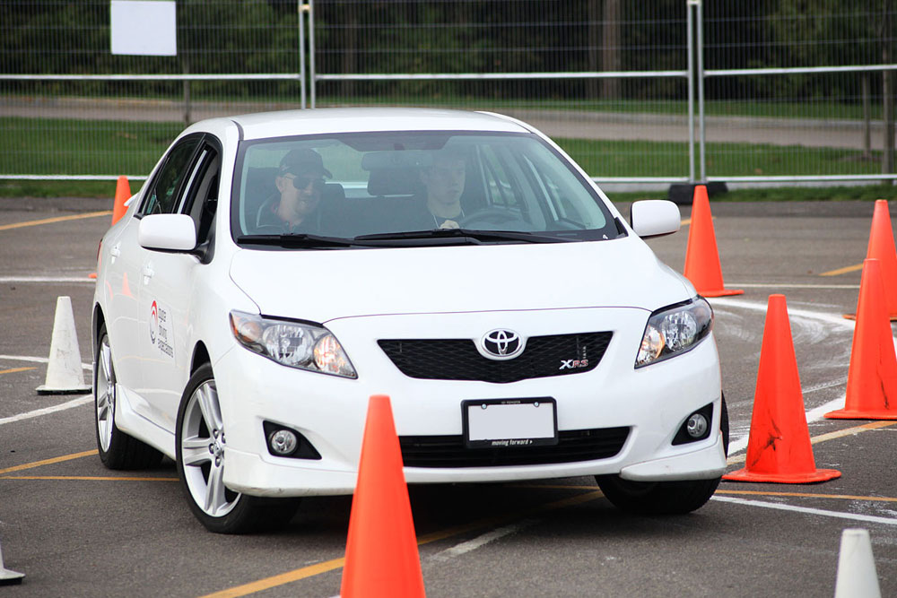 Fort Saskatchewan Driving Course